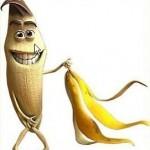 banane deshabillee