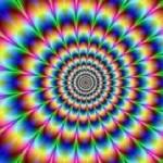 illusion d'optique couleur