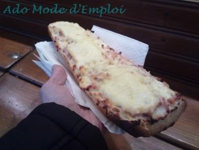 Baguette flamb%C3%A9e au munster pour marie do Une visite étonnante et gourmande au pays des Bredele