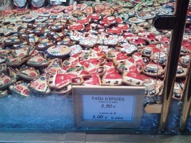 pains d%C3%A9pices peints %C3%A0 la main 2 Une visite étonnante et gourmande au pays des Bredele