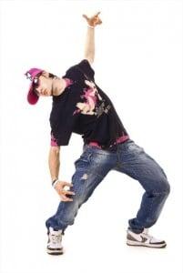 danseur hip hop 201x300 Votre ado fait il partie de la génération Y ou Pingouin ?