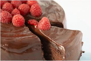 gateau chocolat framboises Gourmandes sabstenir : Comment calculer son âge avec le chocolat (version 2012)