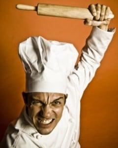 pâtissier avec un rouleau. 240x300 Si vous voulez devenir une bonne pâte et être moins tarte, ces 11 astuces vont vous y aider
