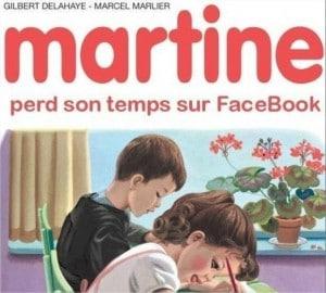 martine perd son temps sur facebook 300x270 Les 11 trucs infaillibles pour savoir si vous ou votre ado êtes accros à Facebook