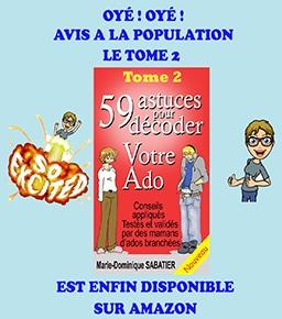 59 ASTUCES POURCODER VOTRE ADO TOME 2