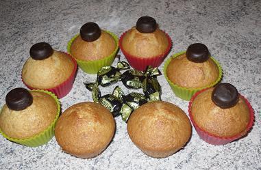 muffins aux michoko