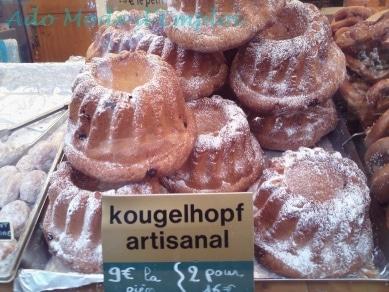 Kougelhopf Marché de Noël de Strasbourg