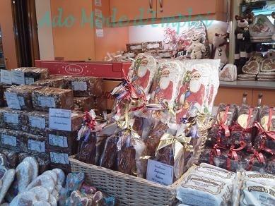 pain d'épices Marché de Noël de Strasbourg
