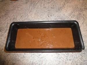 Préparation gâteau choco-cola