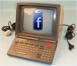Minitel accro à Facebook