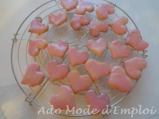 Biscuits de l'avent aux fraises Tagada®