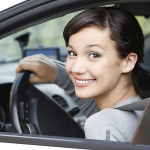 adolescent passant le permis de conduire