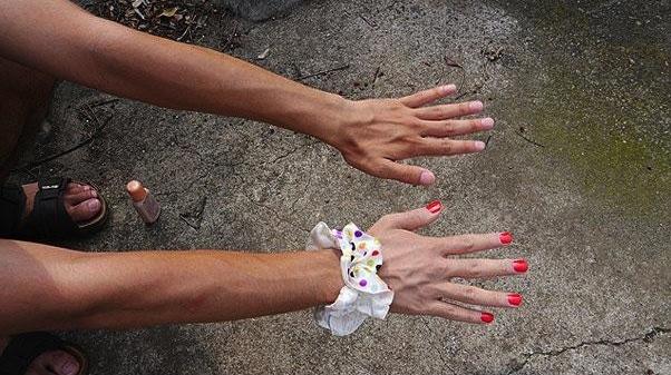 comparaison main avec et sans permis