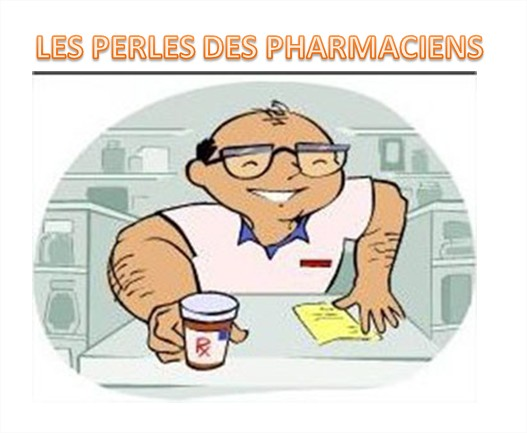 perles des pharmaciens