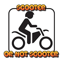 scooter adolescent