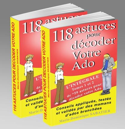 118 astuces pour décoder votre ado Concours